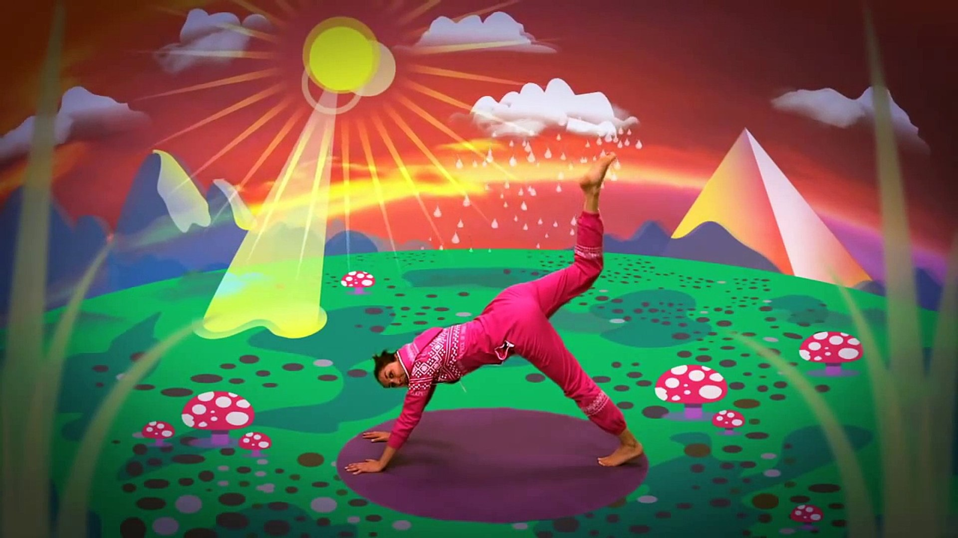 Parsnip The Cat A Cosmic Kids Yoga Adventure Video Dailymotion