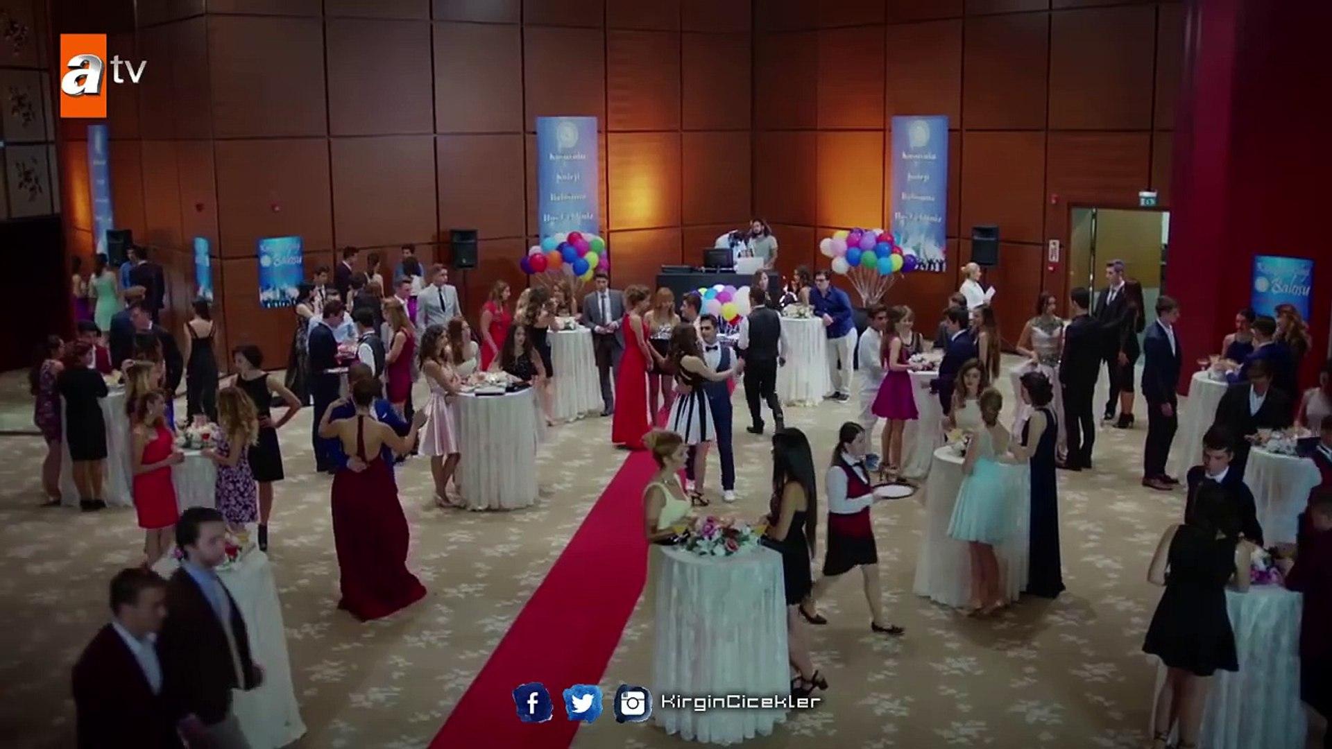 Kirgin Cicekler 57 Bolum Kirgin Cicekler Baloda Video Dailymotion