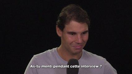 Rolex Paris Masters 2017 - Oui ou non par Rafael Nadal