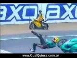accidents de motos et de voitures