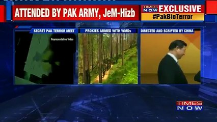 Intel Note Reveals How Pak ISI Is Looking To Train Terror Proxies In Biological Warfare