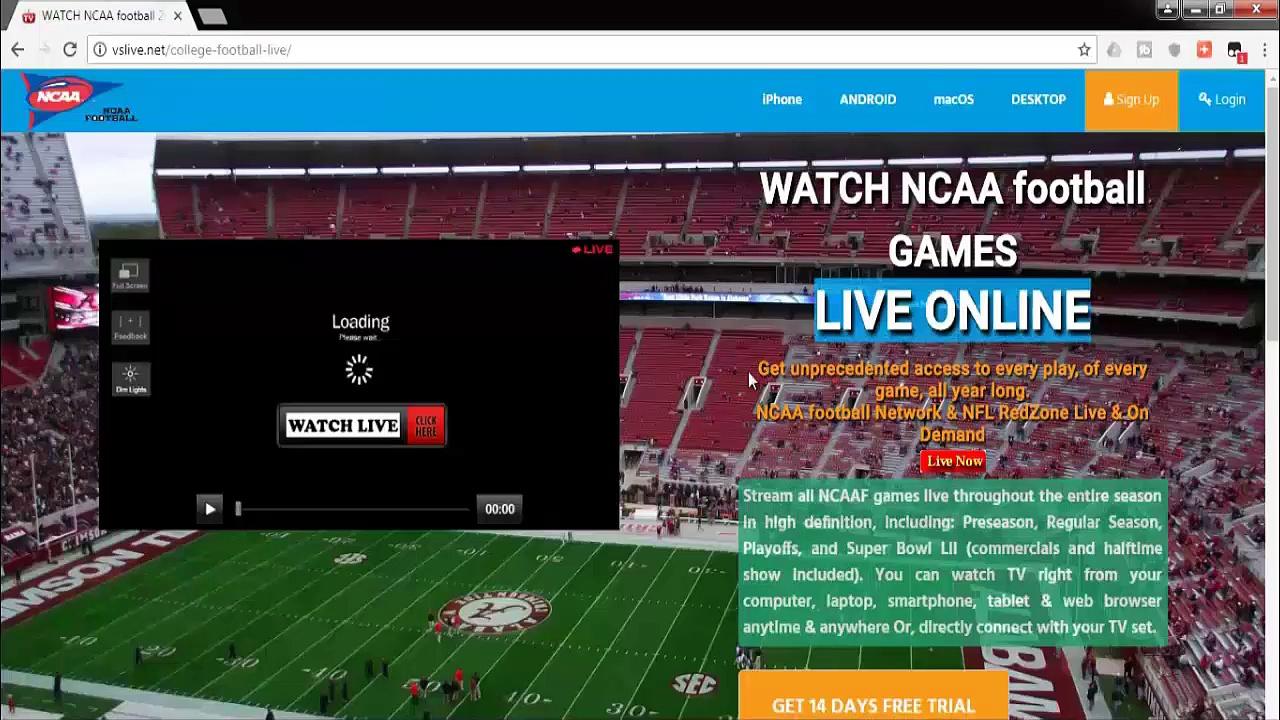Live NCAAF Streams On Fire Stick. Get College Football – NFL – MLB – NBA (NO MORE KODI)