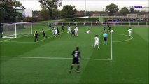 0-1 César Goal UEFA Youth League  Group H - 01.11.2017 Tottenham Youth 0-1 Real Madrid Youth