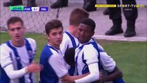3-1 Madi Queta Goal UEFA Youth League  Group G - 01.11.2017 FC Porto Youth 3-1 RB Leipzig U19
