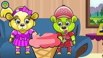 Mega Gummy Bear Magic New Episode Finger Family Song Surprise Eggs Nursery Rhymes
