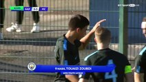 0-5 Nabil Touaizi Zoubdi Goal UEFA Youth League  Group F - 01.11.2017 Napoli You