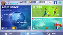 Real Football Euro Cup Final , Penalty Kick , New Card aNdroid / IOS gameplay