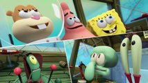 SpongeBob Squarepants HeroPants All Cutscenes Movie (FULL HD) Spongebob Out of Water Movie Sequel