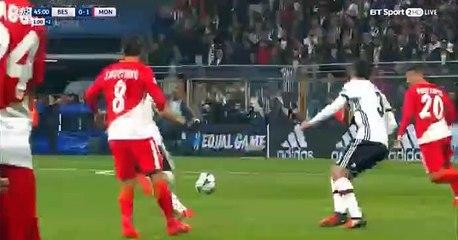 Rony Lopes GOAL HD -Besiktas vs Monaco 01.11.2017