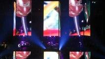 Muse - Feeling Good, Madison Square Garden, New York City, NY, USA  3/5/2010