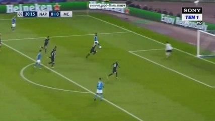 Lorenzo Insigne Goal HD - Napoli 1-0 Manchester City 01.11.2017