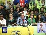 Resoluciones en la Dirección Nacional de Alianza País y enlace en vivo rueda de prensa del presidente de la Asamblea Nacional acerca de resoluciones