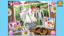 Disney Bffs Couples Wedding - Frozen Movie Disney princess videos for girls - 4jvideo