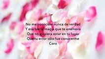 Luis Fonsi- Echame La Culpa Feat Demi Lovato Lyrics -