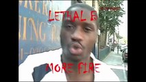 POW! Old school Lethal Bizzle freestyle from RISKY ROADZ - more coming Thursday on Boiler Room TV