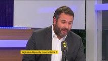 """""""Je ne pense pas qu'il [Macron] décide brutalement. Je pense qu'il décide de presque tout """" explique Corinne Lepage #8h30Politique"""