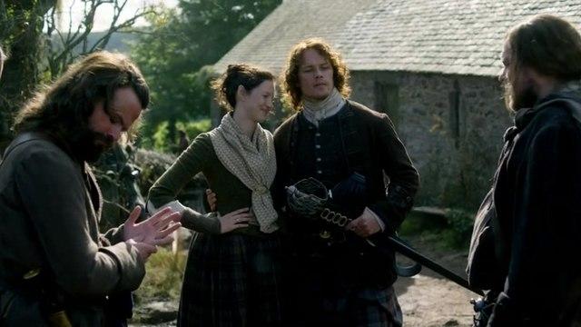 Outlander TVHD (s03e09) New Season HD {The Doldrums}
