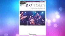 GET PDF Jazz Classics: Instrumental Play-Along for Viola Bk/Online Audio FREE
