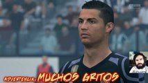 Real Madrid vs Juventus | Liga de Campeones UEFA Champions League (Junio 2017) | FIFA 17 Simulacion