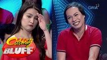 Celebrity Bluff Teaser Ep. 23: Kissy meets Tetay