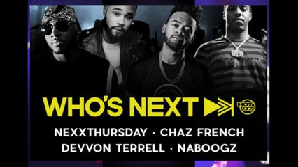 Hot 97  |  Who's Next  |  October '17