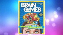 Download PDF National Geographic Kids Brain Games: The Mind-Blowing Science of Your Amazing Brain FREE
