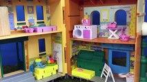 SESEME STREET Neighbourhood Playset Toy with HAPPY PLACES Shopkins!-AQlPumFtqyE