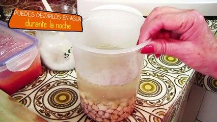 Sopa de Garbanzo
