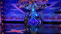 Americas Got Talent - A guy imitates popular cartoon character voices. Very funny