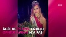 Miss France 2018 : Portrait d'Ophélie Forgit, Miss Poitou-Charentes 2017 !