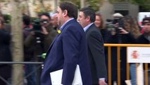 España: Fiscalía pide prisión para gobernantes catalanes cesados