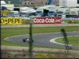 GP SPA87: Uscita di N. Piquet, ritiri di Boutsen ed Alboreto, sorpasso di Prost a N. Piquet e pit stop di N. Piquet
