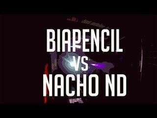 BDM Viña del mar 2017 / 4tos / Biapencil vs Nacho nd