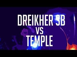 BDM Talca 2017 / 8vos / Dreikher sb vs Temple