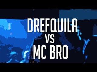 BDM VOL. 10 - 2017 / 4tos / Drefquila vs MC Bro
