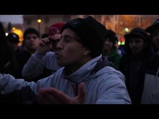 Pandillas Gold 2017 / #6 /  Anubis - Klan - Nfx vs Silencio - Rash - Bass MC
