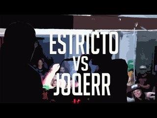 BDM VOL. 10 - 2017 / 4tos / Estricto vs Joqerr