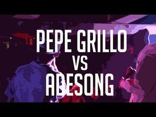 BDM VOL. 10 - 2017 / 4tos /Adesong vs Pepe grillo