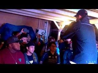 DrefQuila - Lo Mio en vivo Bdm Usa Los Angeles Ca