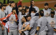The Astros win first World Series title over Dodgers