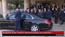 Başbakan Binali Yıldırım Savunma Sanayi İcra Komitesi Toplantısına Katıldı-1