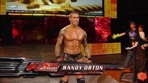 Vince McMahon, Randy Orton, and Stephanie McMahon Segment - 1-19-2009 Raw