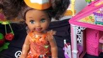 Barbie Chelsea Birthday - Barbie Kellys Birthday Party Part 2 - Barbie Kelly Club 5 Birthday Bunch