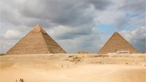 Cosmic Rays Reveal Big 'Void' in Great Pyramid