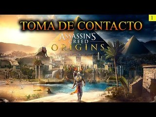 """Assassin's Creed Origins español""1#TOMA DE CONTACTO"