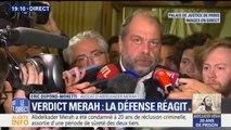 """""""Les juges ont résisté à la pression de l'opinion publique"""", dit Dupond-Moretti hué à la sortie du procès Merah"""