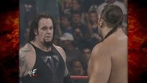 The Undertaker & Big Show Destroy Kane & X-Pac (Unholy Alliance Formation)! 7/26/99