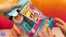 Baby Dolls Baby Alive Snackin Sara Eats Play Doh Food and Poops W/ Fun Fory and Play Doh Girl
