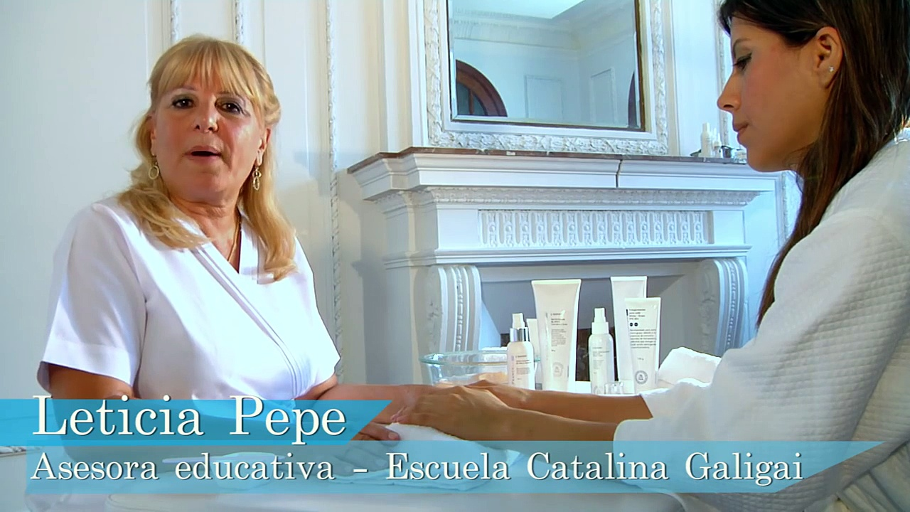 Escuela Catalina Galigai – Spa de Manos con Leticia Pepe