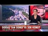 Doğuş grubu Soma'da şehit madencilerin aileleri için 306 konutluk mahalle inşa etti